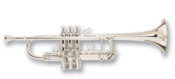 Bach Stradivarius Philly C Professional C Trumpet Model C180SL229PC